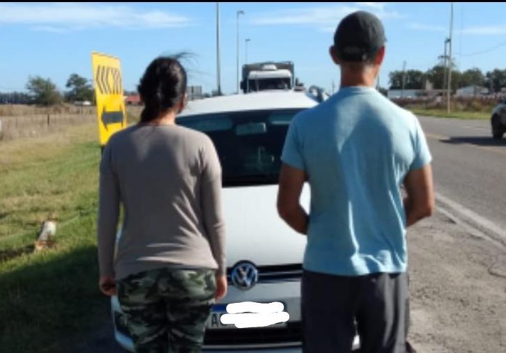 Controles en accesos a la ciudad: dos detenidos por no cumplir la cuarentena