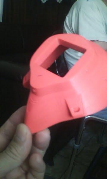 Docentes de la Escuela Técnica fabrican máscaras y barbijos con impresoras 3D