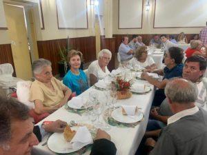 Fiesta del Trigo: Se realizó el Almuerzo Oficial