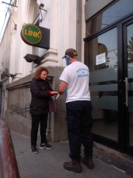 Tarjeta Alimentar: se acreditaron fondos y ya desinfectan los cajeros