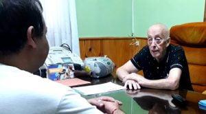 Recorrida del Ministerio de Desarrollo Social de la Nación por el Centro de Jubilados y Pensionados