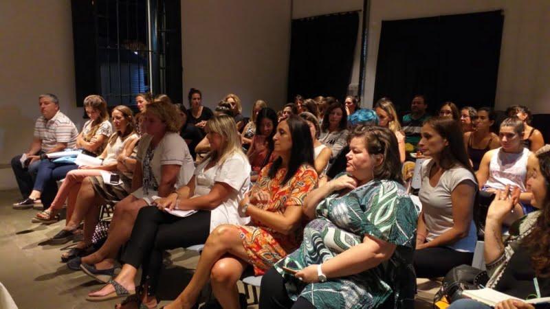 Comenzó el ciclo de charlas y talleres por el Mes de la Mujer