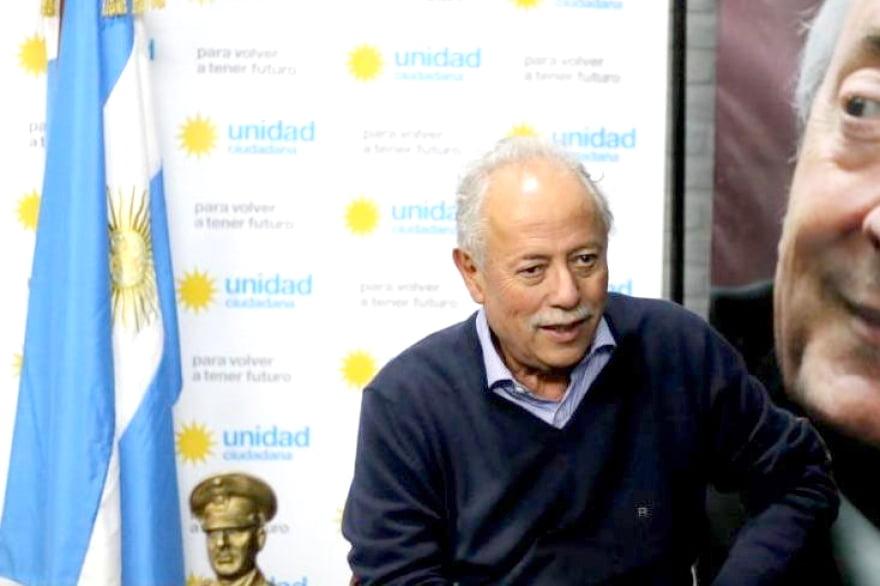 Se suspendió la firma del convenio en Casa Rosada. El coronavirus llama a prudencia. Sánchez fue anoticiado por Cuto Moreno