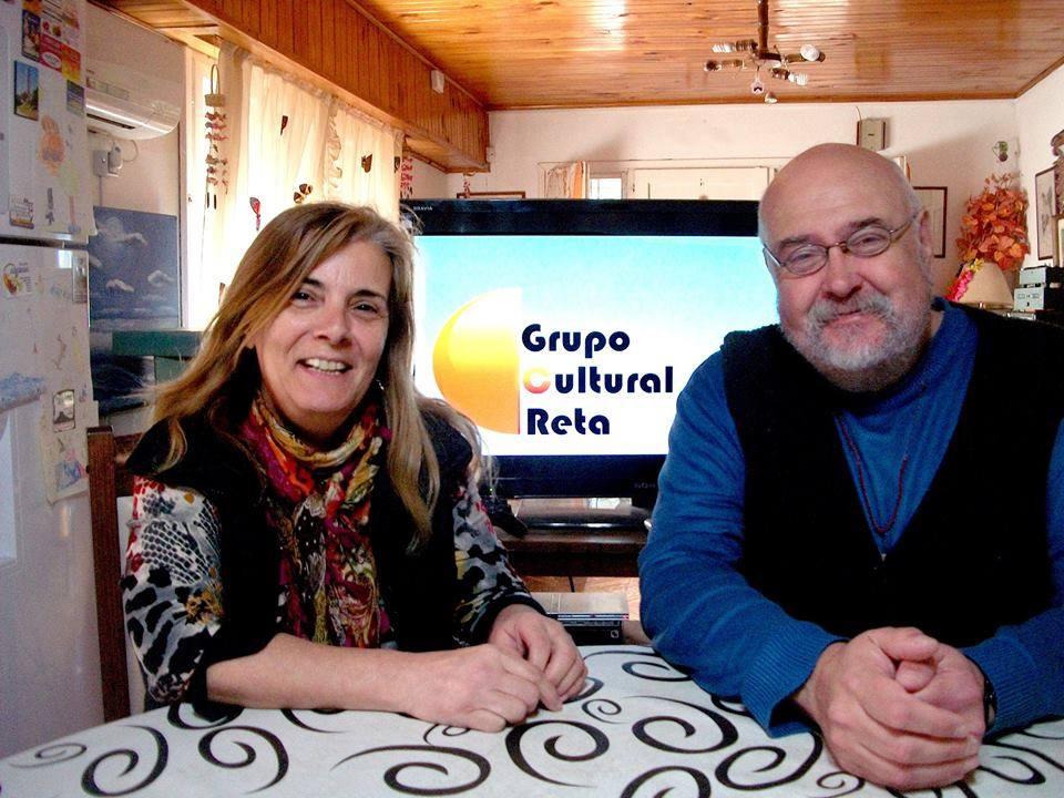 Reconocimiento a dos gestores culturales de Reta