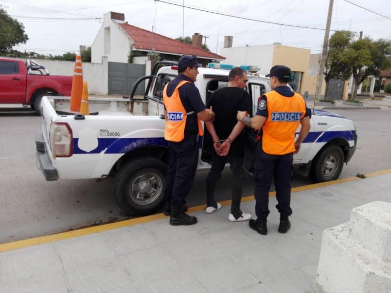 De La Garma: la policía logró la detención de prófugo de la justicia