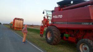 Coronavirus: controlan en Orense a los conductores de maquinaria rural y transportes