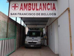 Continúan los operativos de desinfección, ahora en localidades