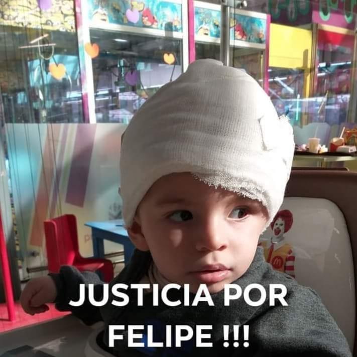 Llega a juicio el caso de Felipe, el niño afectado por síndrome de bebé sacudido