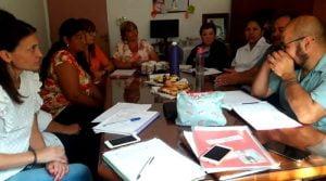 Impulsan reactivación de la Mesa Intersectorial Barrio Fonavi