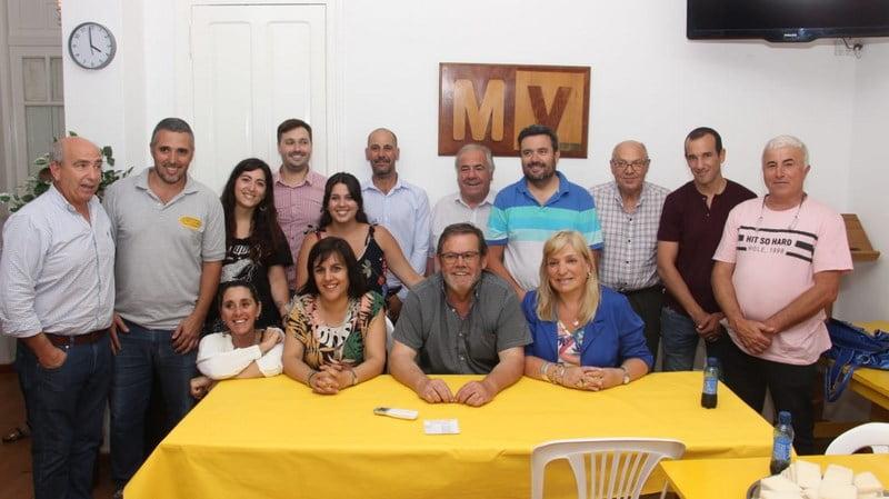 Asamblea General del Movimiento Vecinal