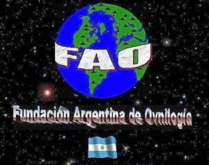 La Fundación Argentina de Ovniología, interesada en las luces que salieron del mar