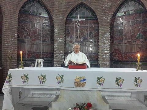 Oración de Cuarentena del Padre Torquatti