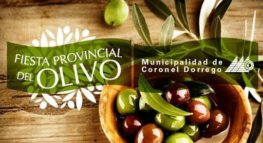 Suspendieron la Fiesta del Olivo en Dorrego por el coronavirus