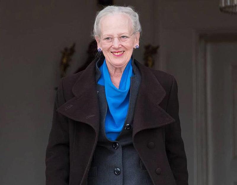 La Reina Margarita II de Dinamarca cumple 80 años