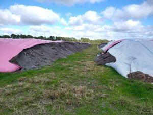 Acto vandálico en la Agraria de Orense: rompieron bolsones con soja y girasol