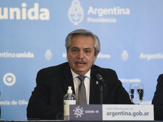 Alberto Fernández anunció la extensión de la cuarentena por tres semanas