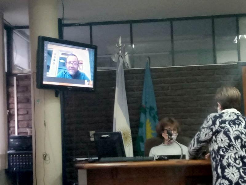 Geriátrico: tras dos testimonios por teleconferencia, cerrará el lunes el debate