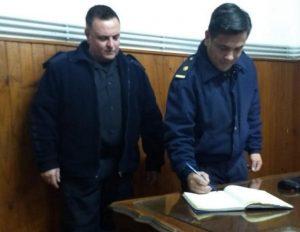 Lo anticipó LU 24: Aguirre Reta asumió oficialmente como jefe de la Comisaría Primera