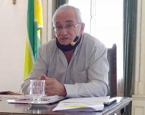 Empleados de Seguridad apoyan a Cordiglia y cuestionan a los medios y a la oposición