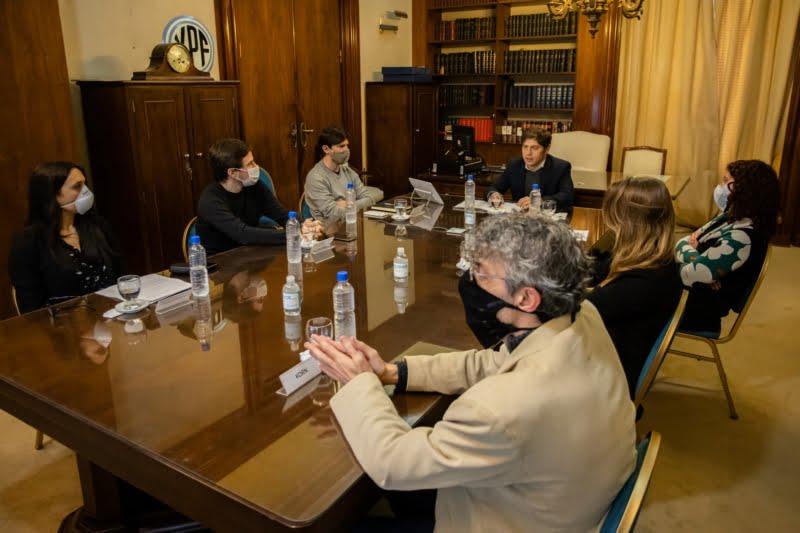 La Provincia presentó el sello ediciones bonaerenses y relanzó el concurso de cuentos Haroldo Conti