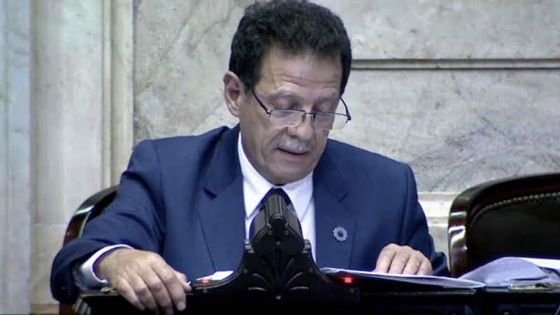 Diputado nacional que estuvo el jueves en la sesión dio positivo de coronavirus