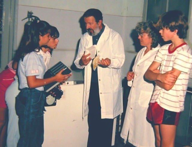 Provenía de una familia de Orense el médico que descubrió el tratamiento con plasma