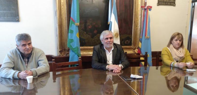 Jorge Carabajal es el nuevo Secretario de Seguridad de Gonzales Chaves