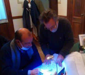El nuevo complejo del Centro de Formación Laboral y otras obras analizadas por Sánchez