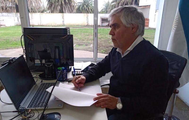 Chaves: Declaraciones del Intendente Marcelo Santillán