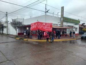 San Cayetano: reclamo de justicia y suelta globos por Shaira  (Videos)