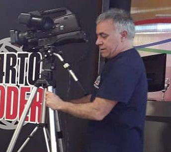 """Día del camarógrafo argentino: El testimonio de un """"histórico"""", Ariel Wolfram"""