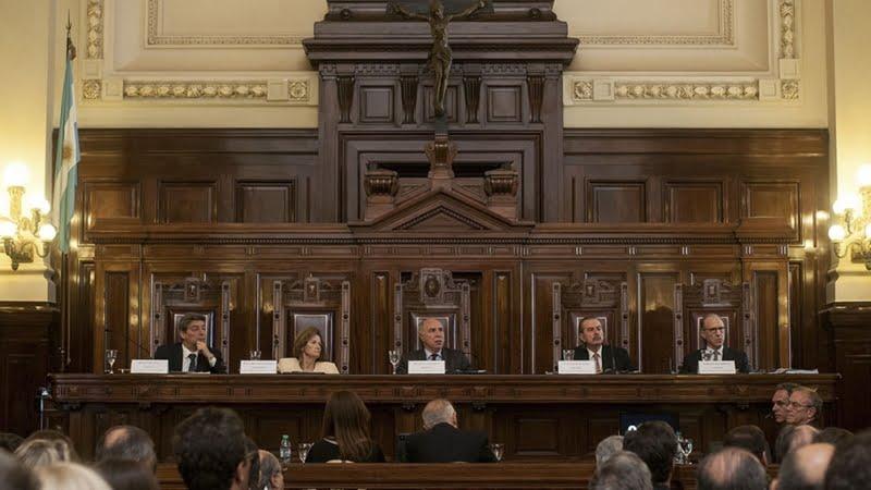 Se levantó la feria judicial en la Corte Suprema y en las Cámaras Nacionales y Federales