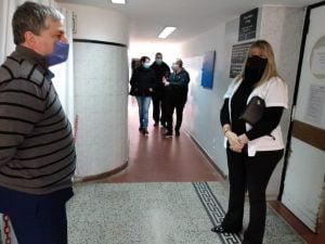 Sánchez rubricó el convenio de uso de plasma para pacientes con COVID-19