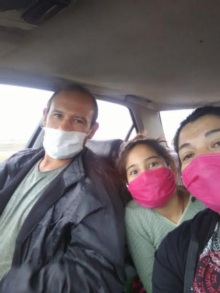 Matrimonio viajó a Paraguay, quedó varado 100 días y contó las peripecias del regreso
