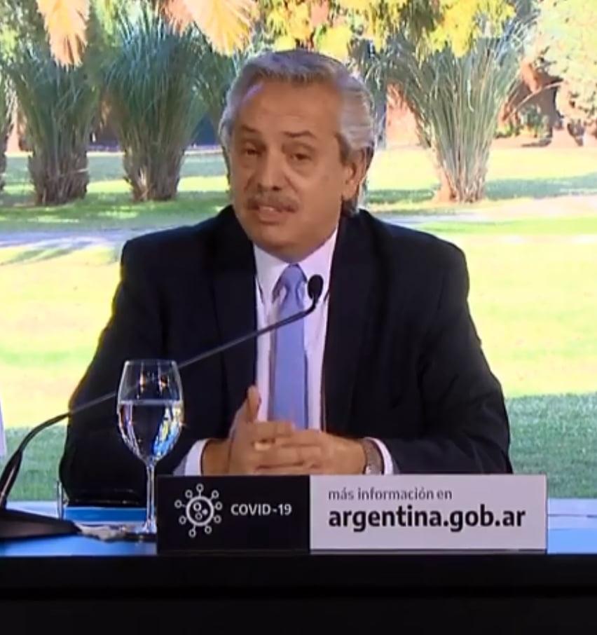 Alberto Fernández anunció que el AMBA vuelve al aislamiento estricto hasta el 17 de julio