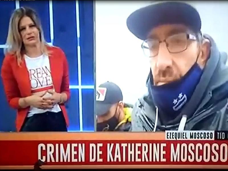 Ezequiel Moscoso fue entrevistado por C5N
