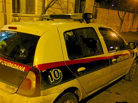 De no creer: balearon Patrulla Urbana en Villa Italia. No hubo heridos