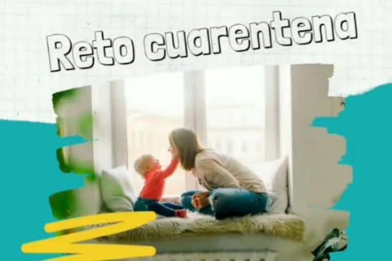 """""""Reto a la cuarentena"""": segunda edición para niños"""