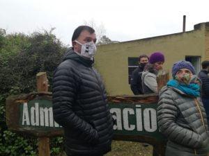 Buscan mayores controles en el acceso al vivero de Claromecó