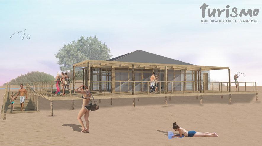Técnicos solicitan ser tenidos en cuenta en concurso de diseño de paradores en las playas