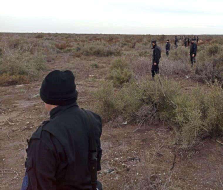 Caso Facundo: dio negativo el rastrillaje realizado en el límite Villarino-Bahía Blanca