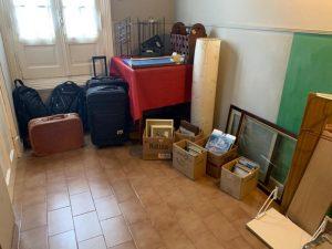 Exitosa venta de muebles antiguos de Parisi Inmobiliaria