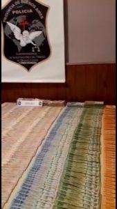 Bahía: Lo detuvieron  acusado de robar más de $300 mil con inhibidor de señal