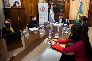 Kicillof lanzó medidas económicas para sectores afectados por la pandemia