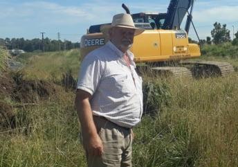 El Ente Vial trabaja en el acondicionamiento de caminos rurales