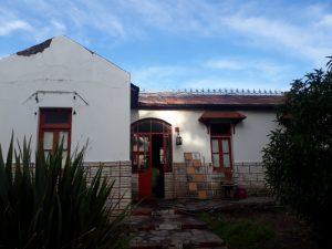 Importante incendio en una vivienda del Complejo Club Quilmes