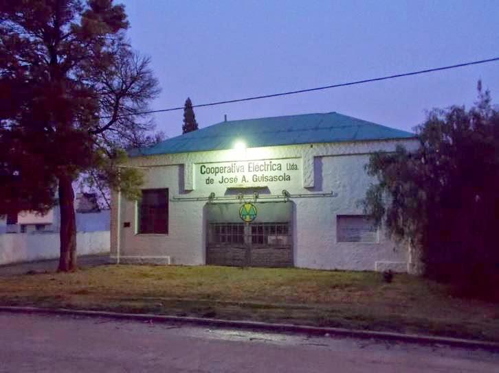La Cooperativa Eléctrica de Guisasola incorporó una nueva grúa