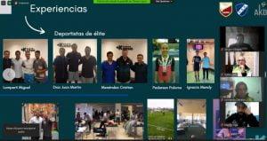 Deportes: Exitosa capacitación con Simón López de la Vega