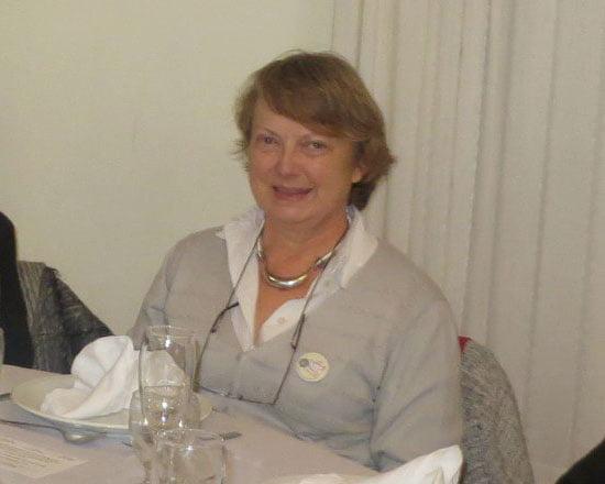 La Rueda Interna del Rotary Club Tres Arroyos tiene nueva presidenta