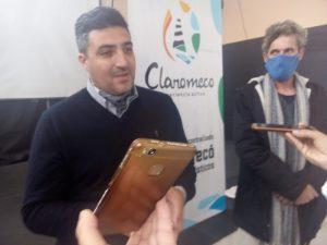 """Sánchez puso en funciones a Lamberti: """"no son más que chusmeríos, es una jugada política anormal"""""""